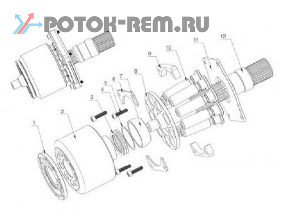 Rexroth A4V